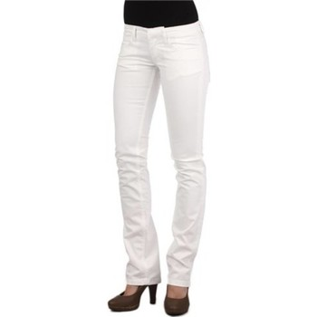Vêtements Femme Chinos / Carrots Phard P170743454422X BRAD LOCK blanc 1100