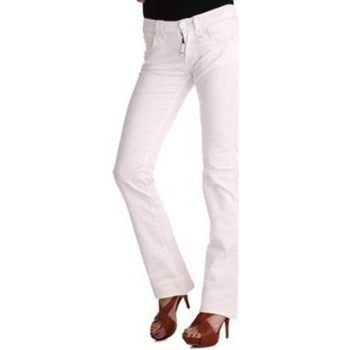 Vêtements Femme Chinos / Carrots Phard P1708261520200 AIKENS blanc 1100