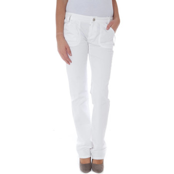 Vêtements Femme Chinos / Carrots Phard P1708601520200 KUSTER blanc 1100