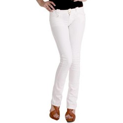 Vêtements Femme Chinos / Carrots Phard P1708881510704 LAMPONE blanc 1100