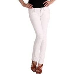 Vêtements Femme Chinos / Carrots Phard P1709011543904 MALLET blanc 1100