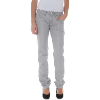 Vêtements Femme Chinos / Carrots Phard P17091605147G7 NEW SEXX STYLE gris 1191