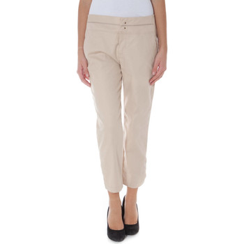 Vêtements Femme Chinos / Carrots Phard P1709171586600 PRIMULA/A beige 2922