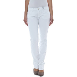Vêtements Femme Chinos / Carrots Phard P1709270429404 AIDA LADY/1 blanc 1100