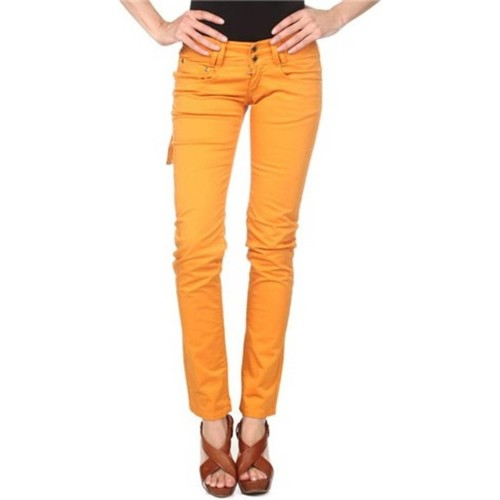Vêtements Femme Chinos / Carrots Phard P1710471429404 NIKITA/F jaune F003