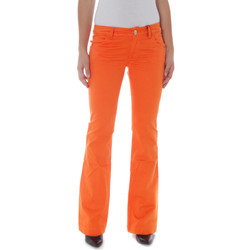 Vêtements Femme Chinos / Carrots Phard P2706210429404 CRISSY/COLOR Pantalon  Femme orange F001 orange F001