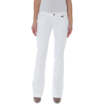 Vêtements Femme Chinos / Carrots Phard P2706210429404 CRISSY/COLOR blanc B001