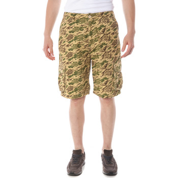 Vêtements Homme Shorts / Bermudas Santa Cruz S39SH02 NATO beige FATIGUE CAMO
