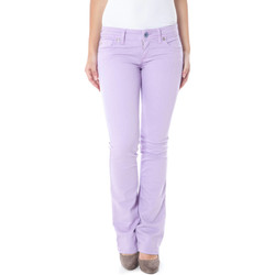 Vêtements Femme Jeans skinny Re-start SELENE rose 09005
