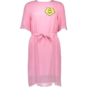 Vêtements Femme Robes courtes Love Moschino W V E00 80 S 2655 ROSA N35