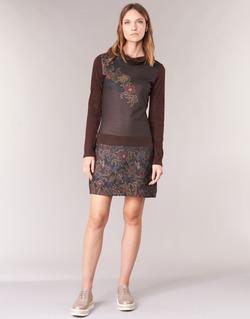 Vêtements Femme Robes courtes Smash NANCY Marron
