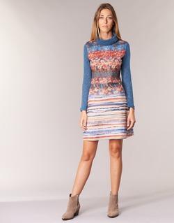 Vêtements Femme Robes courtes Smash KRIVAN Multicolore