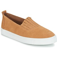 Chaussures Femme Slips on Minnetonka GABI SLIP-ON Taupe