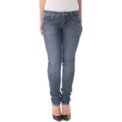 Vêtements Femme Jeans skinny Costume National 10 XN6037 70694 1XMI bleu V0013