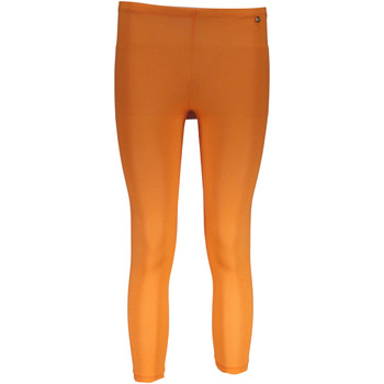 Collants Amy Gee AP4586/T1362/838 Pantalon fuseau Femme orange ORANGE