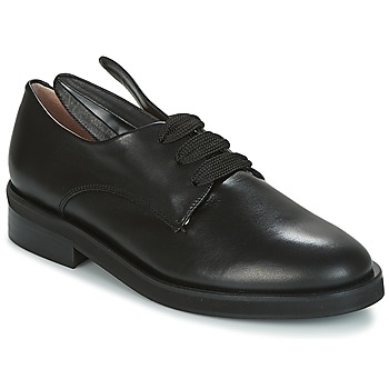 Chaussures Femme Derbies Minna Parikka BUNNY LACE UP Noir