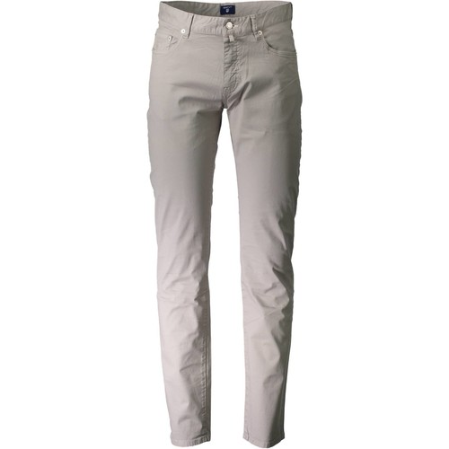 Vêtements Homme Chinos / Carrots Gant 1601.1913508 gris 160