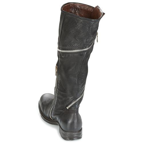 Femme AirstepA Bottes Noir Zip s 98 Ville Chaussures Saint Ec xrBCdoe