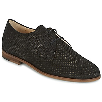Chaussures Femme Derbies M. Moustache EUGENIE Noir