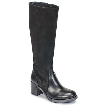 Chaussures Femme Bottes ville Lola Espeleta NAGARI Noir