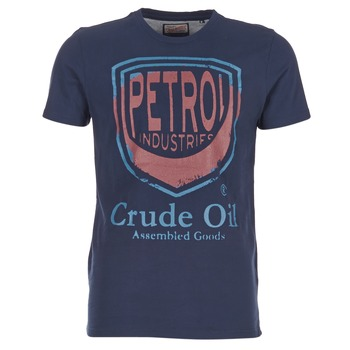 Vêtements Homme T-shirts manches courtes Petrol Industries TIRCO Marine