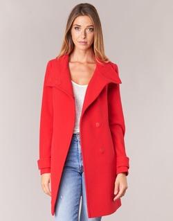 Vêtements Femme Manteaux Benetton MERCRA Rouge