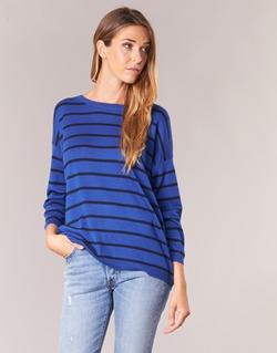 Vêtements Femme Pulls Benetton MIDIC Bleu