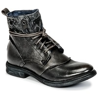 Chaussures Homme Boots Bunker BONO Gris