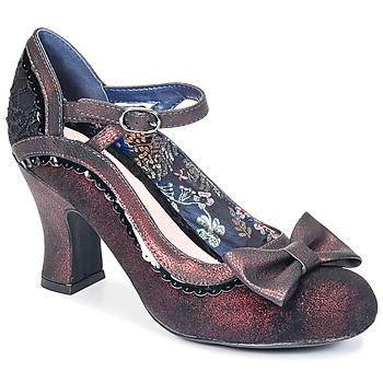 Chaussures Femme Escarpins Bunker SMART Bordeaux
