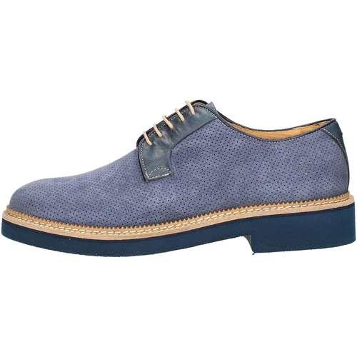 Chaussures Homme Derbies Hudson 930 Lace up shoes Homme Bleu Bleu