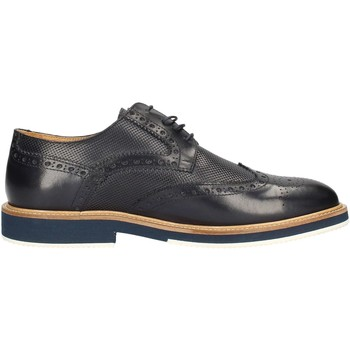 Chaussures Homme Derbies Hudson 917 Lace up shoes Homme Bleu Bleu