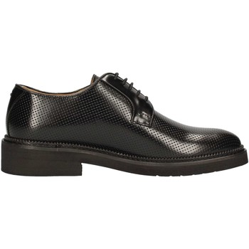 Chaussures Homme Derbies Hudson 930 Lace up shoes Homme Noir Noir