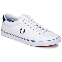 Chaussures Homme Baskets basses Fred Perry UNDERSPIN CANVAS Blanc