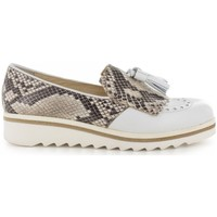 Chaussures Femme Derbies Manas Derbies- Blanc