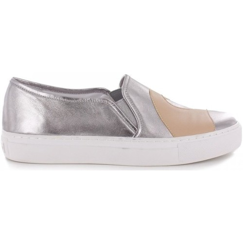 Chaussures Femme Slip ons Katy Perry Slip On- Argenté