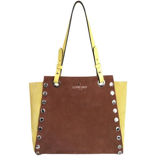 Sacs Femme Cabas / Sacs shopping Kesslord TICTACTOE ELITE_VE_CGCT Multicolor