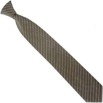 Vêtements Homme Cravates et accessoires Andrew Mc Allister cravate en soie smart beige Beige