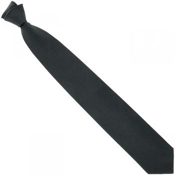 Vêtements Homme Cravates et accessoires Andrew Mc Allister cravate en soie trendy marron Marron