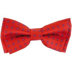 Vêtements Homme Cravates et accessoires Andrew Mc Allister noeud papillon bowtie rouge Rouge