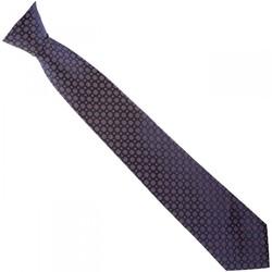 Vêtements Homme Cravates et accessoires Emporio Balzani cravate fantaisie business noir Noir