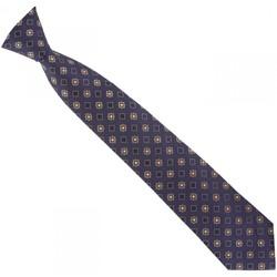 Vêtements Homme Cravates et accessoires Emporio Balzani cravate classique business bleu Bleu