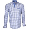 Andrew Mac Allister chemise bucheron lumberjack bleu