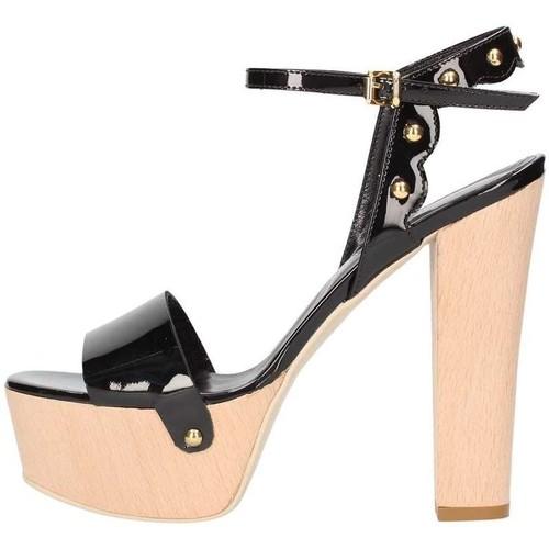 Chaussures Femme Sandales et Nu-pieds Emporio Di Parma 820 noir
