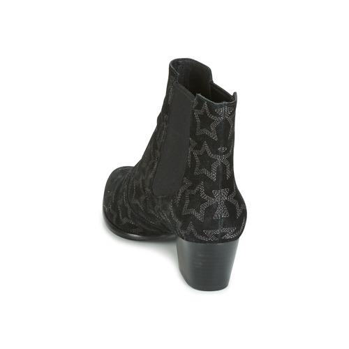Hope Chaussures Noir Femme Bottines Ash Star hQrCxsdt