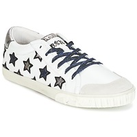 Chaussures Femme Baskets basses Ash MAJESTIC White