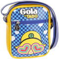 Gola TUB188 MACLAINE BEAM TRACOLLA Femme jaune BLUE/YELLOW/MULTI
