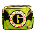 Gola TUB386 REDFORD EYEBALL TRACOLLA Femme vert LIME/BLACK/WHITE