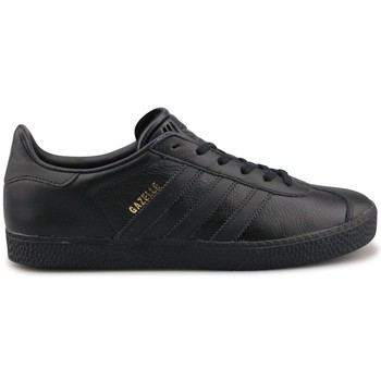 Chaussures Homme Baskets basses adidas Originals Gazelle Junior  By9146 Noir