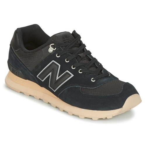 new balance ml574 chaussures noir