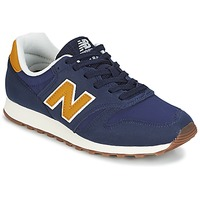 Chaussures Baskets basses New Balance ML373 Bleu / Jaune